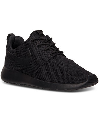 Nike Men S Roshe One Casual Sneakers From Finish Line