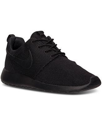 Scarpe sportive casual per unisex Nike Roshe one