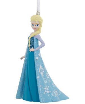 Hallmark Elsa Resin Ornament