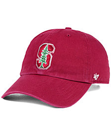 '47 Brand Stanford Cardinal CLEAN UP Cap
