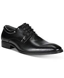Alfani Men's Andrew Plain Toe Derbys, Created for Macy's