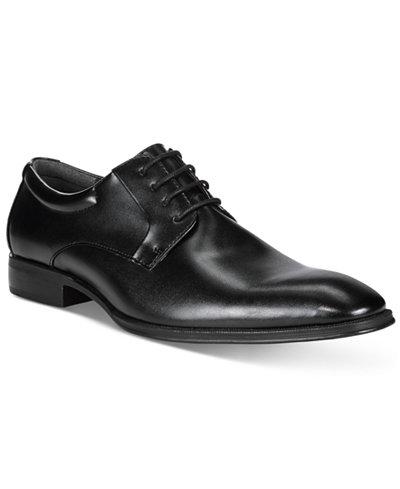 Alfani Men's Andrew Plain Toe Derbys, Created for Macy's