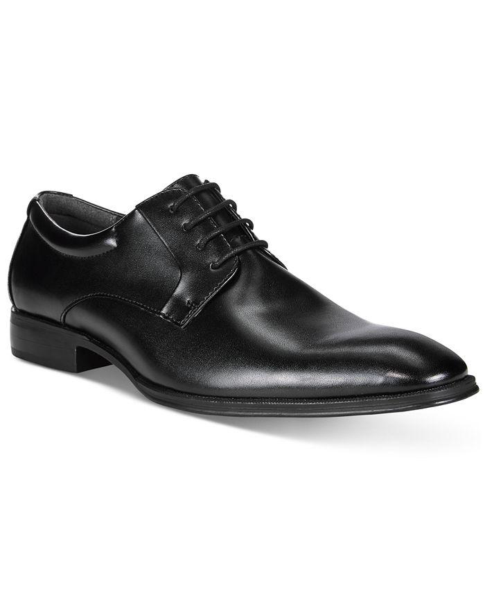 Alfani - Men's Andrew Plain Toe Derbys
