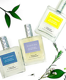 Pour le Monde Certified 100% Natural Fragrance Collection