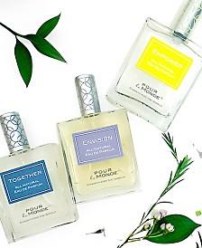 Pour le Monde Certified 100% Natural Fragrance Collection