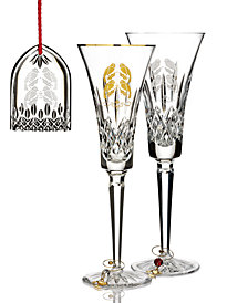 Waterford 12 Days Lismore Four Calling Birds Collection