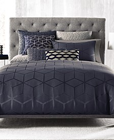 CLOSEOUT! Cubist Bedding Collection, Created for Macy's