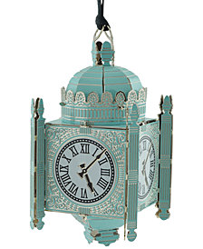ChemArt Macy's Exclusive State Street Clock Ornament