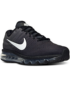 Nike Women's Air Max 2017 Running Sneakers from Finish Line
