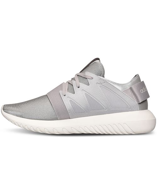sale retailer 681c3 510a3 ... adidas Women s Originals Tubular Viral Casual Sneakers from Finish ...