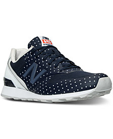 New Balance Women's 696 Re-Engineered Casual Sneakers from Finish Line