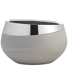 Nambé Forte Collection Medium Bowl