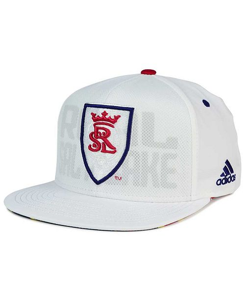53583cda638 adidas. Real Salt Lake Authentic Team Snapback Cap. Be the first to Write a  Review. main image ...