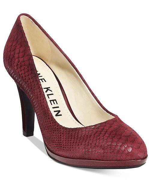 edca5bdc148 Anne Klein Lolana Pumps   Reviews - Pumps - Shoes - Macy s