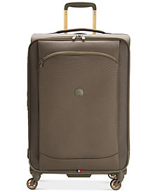 CLOSEOUT! Delsey Hyperlite 2.0 25'' Expanadable Spinner Suitcase, Created for Macy's