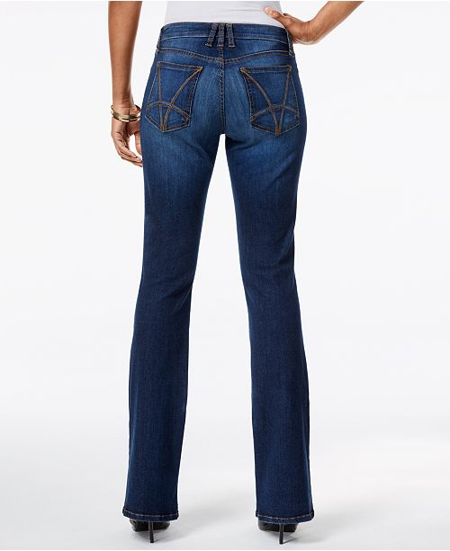 Natalie Fit Wash the Admiration Macy's Kloth Curvy for Jeans from Kut Admiration Bootcut Created nt0BZw