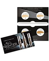 Receive a Free All Nighter Foundation 4-Pod with any purchase from the Urban Decay Kristen Leanne Collection