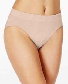 Bali One Smooth U All-Over Smoothing Hi Cut Brief 2362