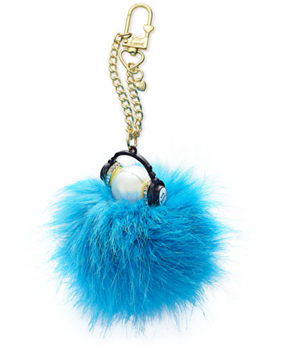 Betsey Johnson xox Trolls Headphones Pom Pom, Only at