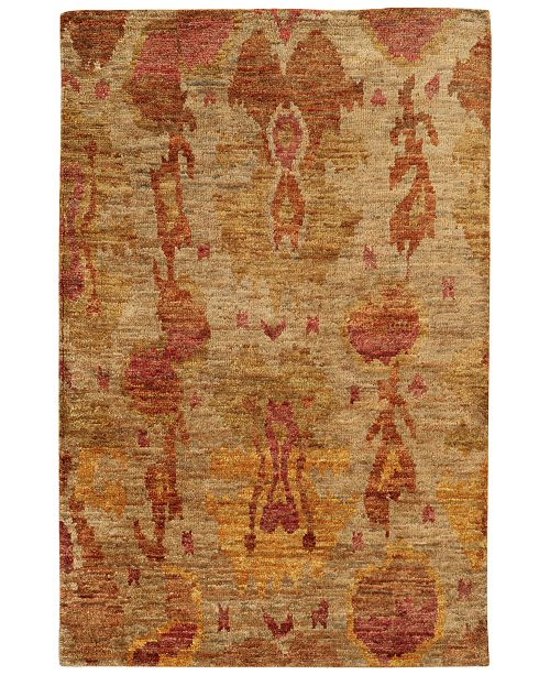 Tommy Bahama Home Ansley Jute 50903 Beige 10' x 13' Area Rug