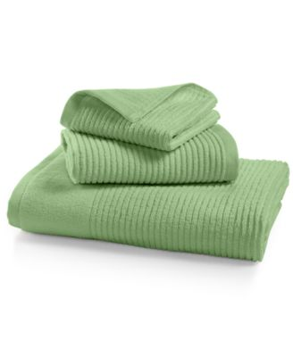 Quick Dry Reversible Wash Towel, Created for Macy's