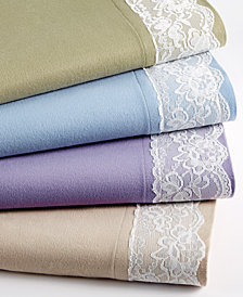 Micro Flannel® Lace Sheet Sets