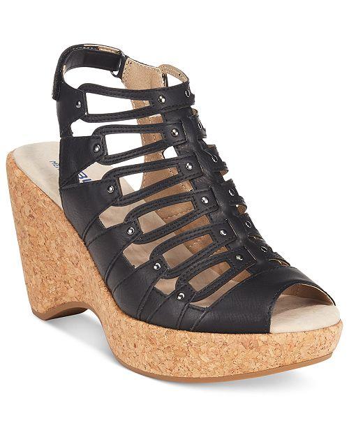 b44344ddb35 JBU by Jambu Women s Lillian Wedge Sandals   Reviews - Sandals ...