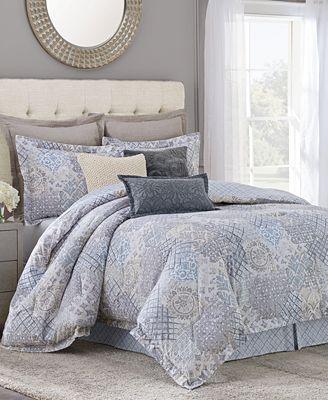 CLOSEOUT! Savannah Home Aberdeen Comforter Sets - Comforters: Down ...
