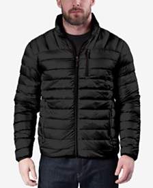 Hawke & Co. Outfitter Men's Packable Down Puffer Jacket, Created for Macy's