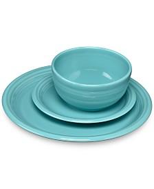 Fiesta Turquoise 3-Pc. Bistro Set