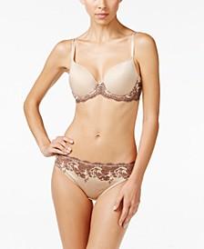 Lace Affair Contour Bra & Bikini