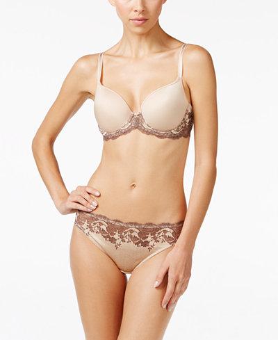 Wacoal Lace Affair Contour Bra & Bikini