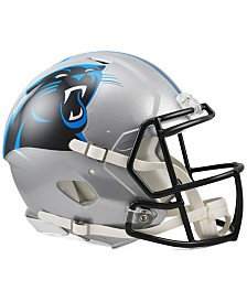 Riddell Carolina Panthers Speed Authentic Helmet