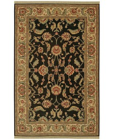 Rug Collection, Ashara Agra Black