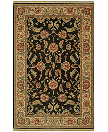 Karastan Rug Collection, Ashara Agra Black