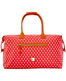 Dooney & Bourke St. Louis Cardinals Signature Duffle