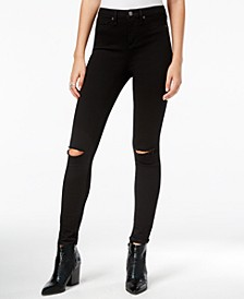 High Rise Sculpted Skinny Jeans