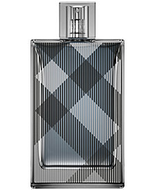 Burberry Brit for Him Eau de Toilette Spray, 6.7 oz