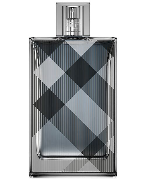 Burberry Brit for Him Eau de Toilette Spray 3.4 oz