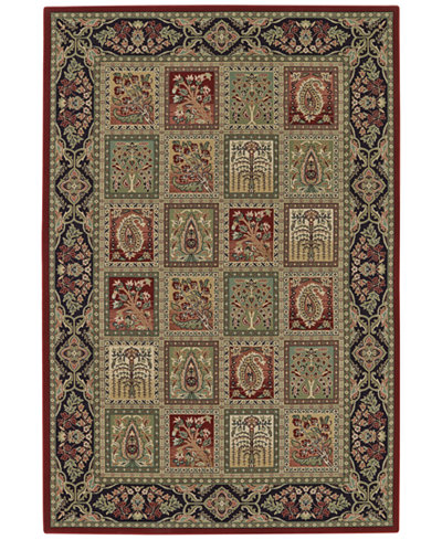 CLOSEOUT! D Style Beacon BEA181 Red Area Rugs