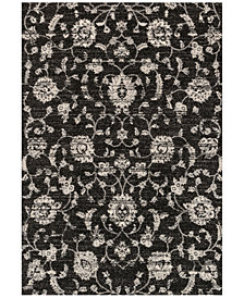 Loloi Emory EB-07 Black Area Rugs