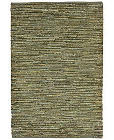 Liora Manne Sahara Indoor Outdoor Plains Green Area Rugs