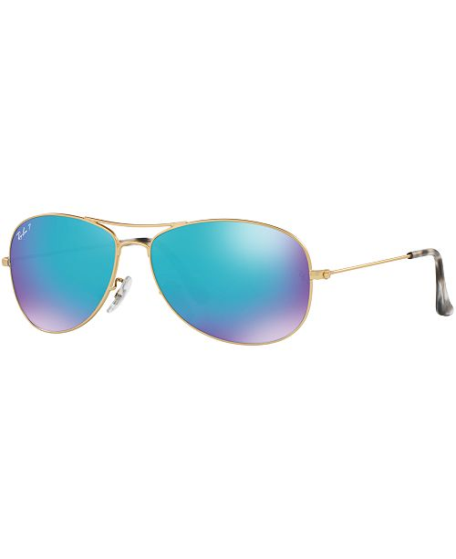 e1d4ba4fa39e9 ... Ray-Ban Polarized Chromance Collection Sunglasses