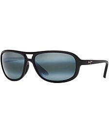 Maui Jim Polarized Sunglasses, 288 Breakers 64