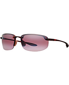 Maui Jim Polarized Hookipa Sunglasses, 407
