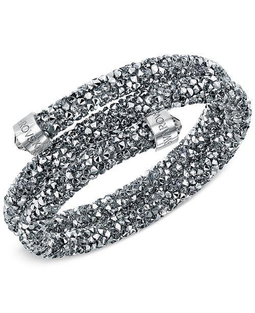 Swarovski Crystaldust Wrap Bracelet - Fashion Jewelry - Jewelry ... 148ccfed16b3
