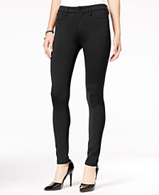 Juniors' Skinny Ponte Pants