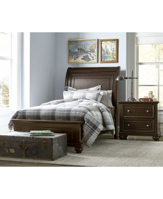 Elegant Clarkdale Kids Twin Bedroom Furniture Collection, Created For Macyu0027s