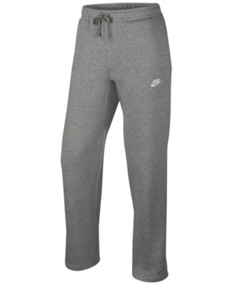 Image of Nike Men's Open-Hem Sweatpants