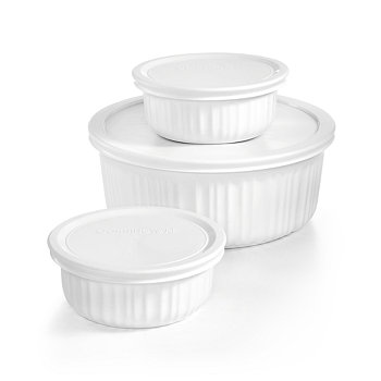 Corningware French 6-Pc. Bakeware Set